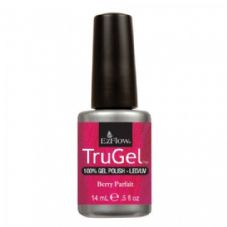 EzFlow Trugel Led/UV Gel Polish - Berry Parfait - 0.5oz/14ml